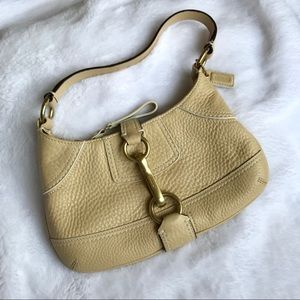 Leather Coach Purse